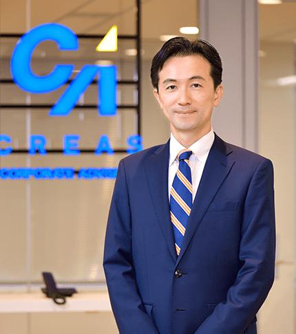 日本クレアス税理士法人 代表 中村亨の写真