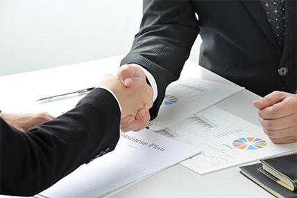 相続手続きの流れ-8.事業承継対策